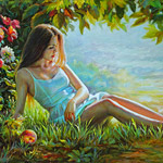 Summer fantasy Painting