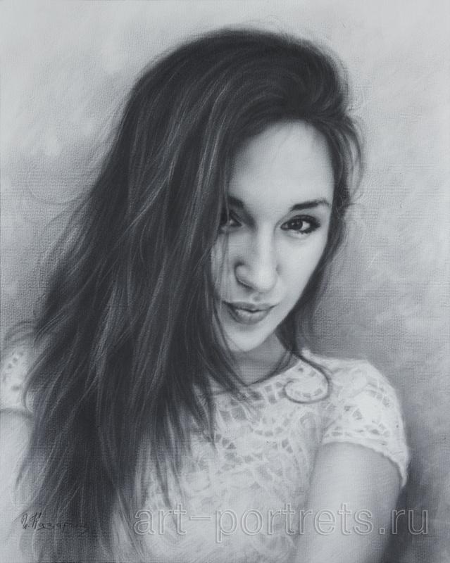 Cute Girl Drawing Dhl Shiping To Germany 2016