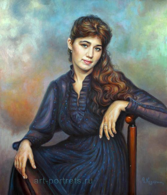 Картина портрет девушки: www.art-portrets.ru/kartina-portret-devushki.html