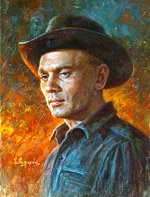 Yul Brynner, Portraits of famous people