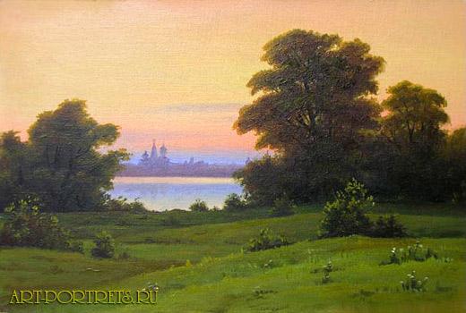 Современный пейзаж