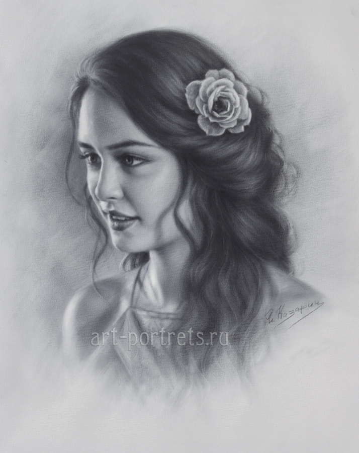 Beautiful Girl Sketches To Draw