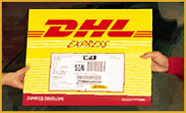 Fast Delivery Express Mail DHL